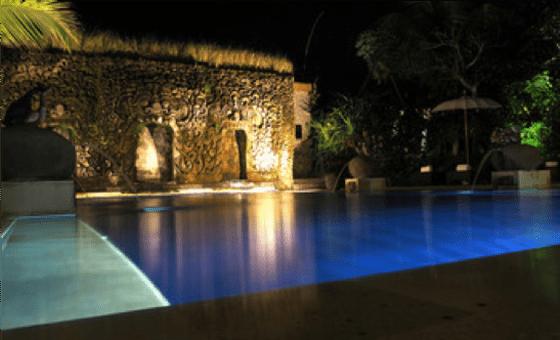 保护水下LED特色图像
