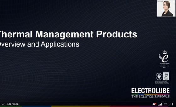 Thermal Management Of Electronic Devices – Webinar featured image