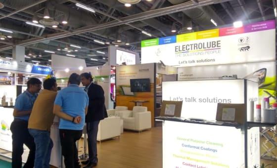 LED博览会 - 新德里特色图片