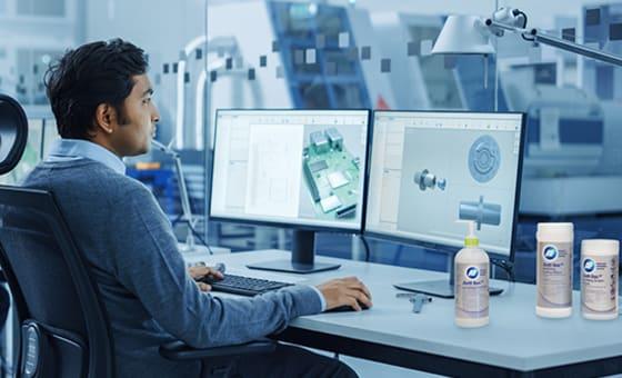 Electrolube vertreibt ab sofort auch die Anti-bac+ Produktreihe von AF International featured image