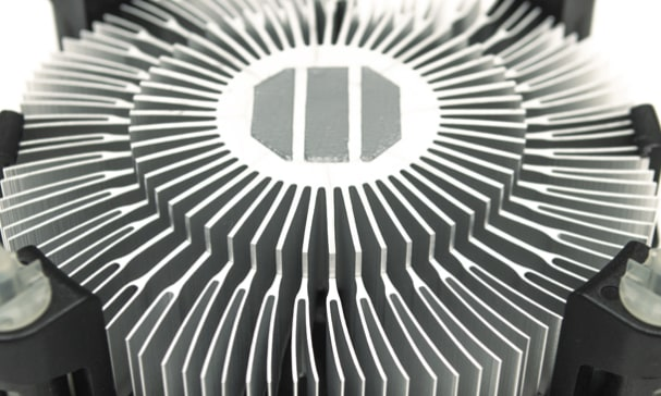 Thermal Interface Material on Heat Sink
