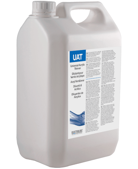 UAT Universal Acrylic Conformal Coating Thinners Thumbnail