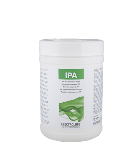 IPA 100 Pre-Saturated Cleaning Wipes Thumbnail
