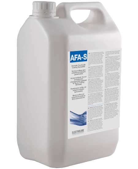 AFA-S Aromatic Free AcrylicConformal Coating (Spray Grade) Thumbnail