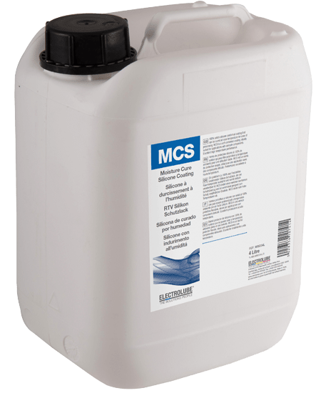 MCS Moisture Cure Silicone Conformal Coating Thumbnail