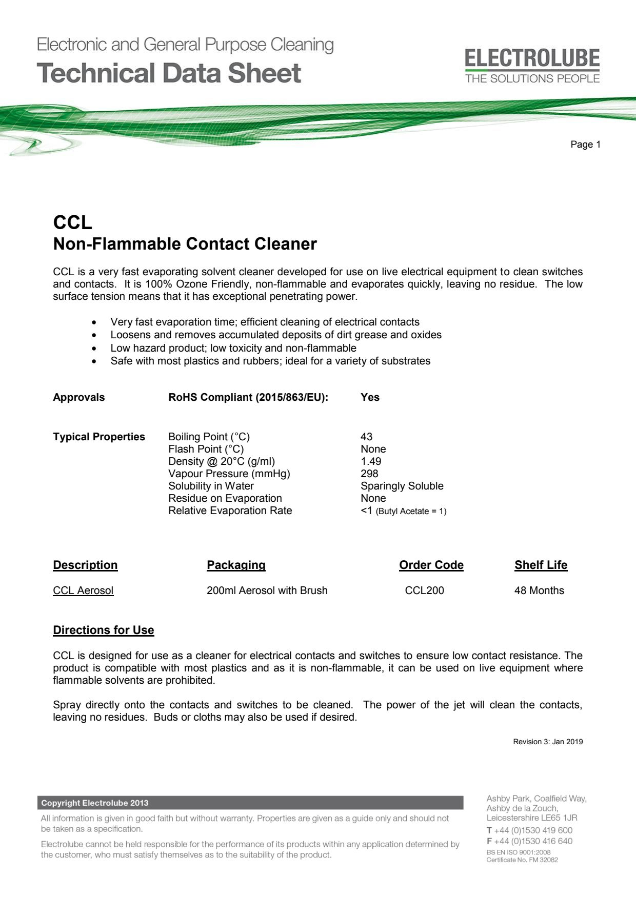 How To Clean Electrical Contacts featured image