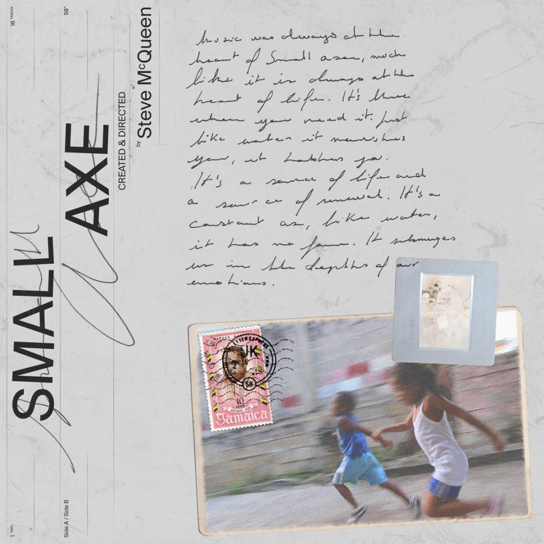 Artwork-ul pentru Small Axe Soundtrack