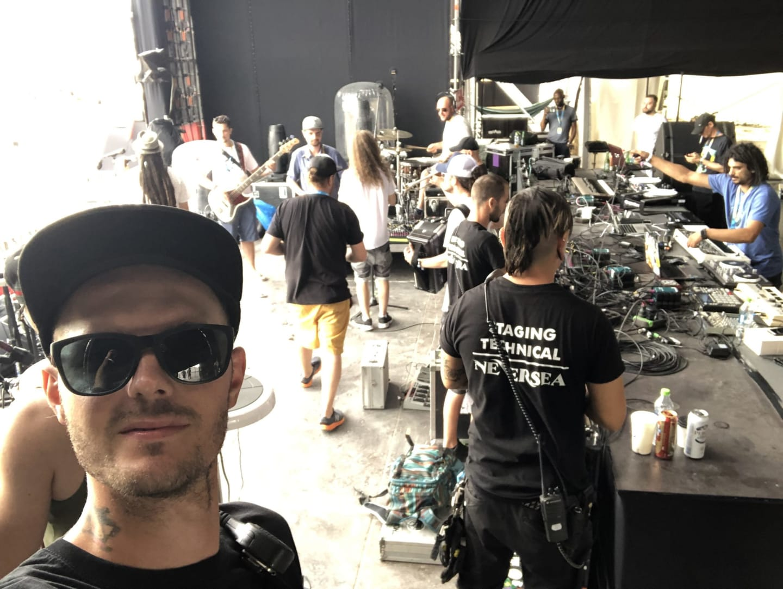 Selfie la Neversea 2019