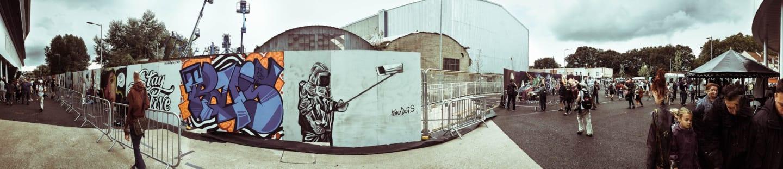 Upfest Bristol. Foto: John Dot S