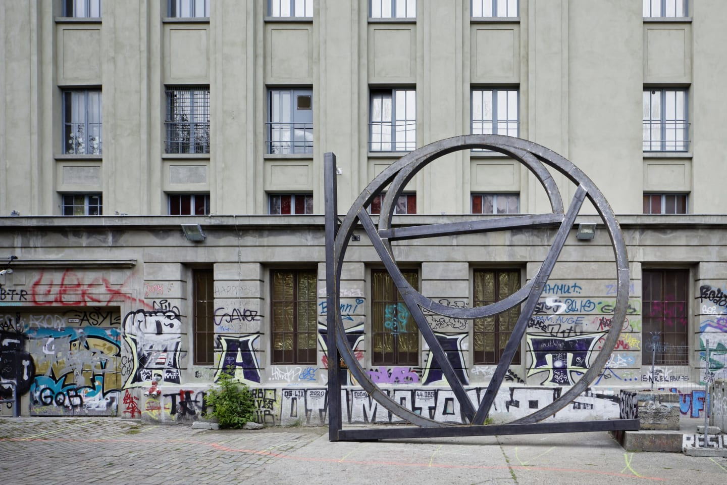 Studio Berlin / Boros Foundation, Berghain, Berlin 2020 Artwork: © Dirk Bell Photo: © Noshe