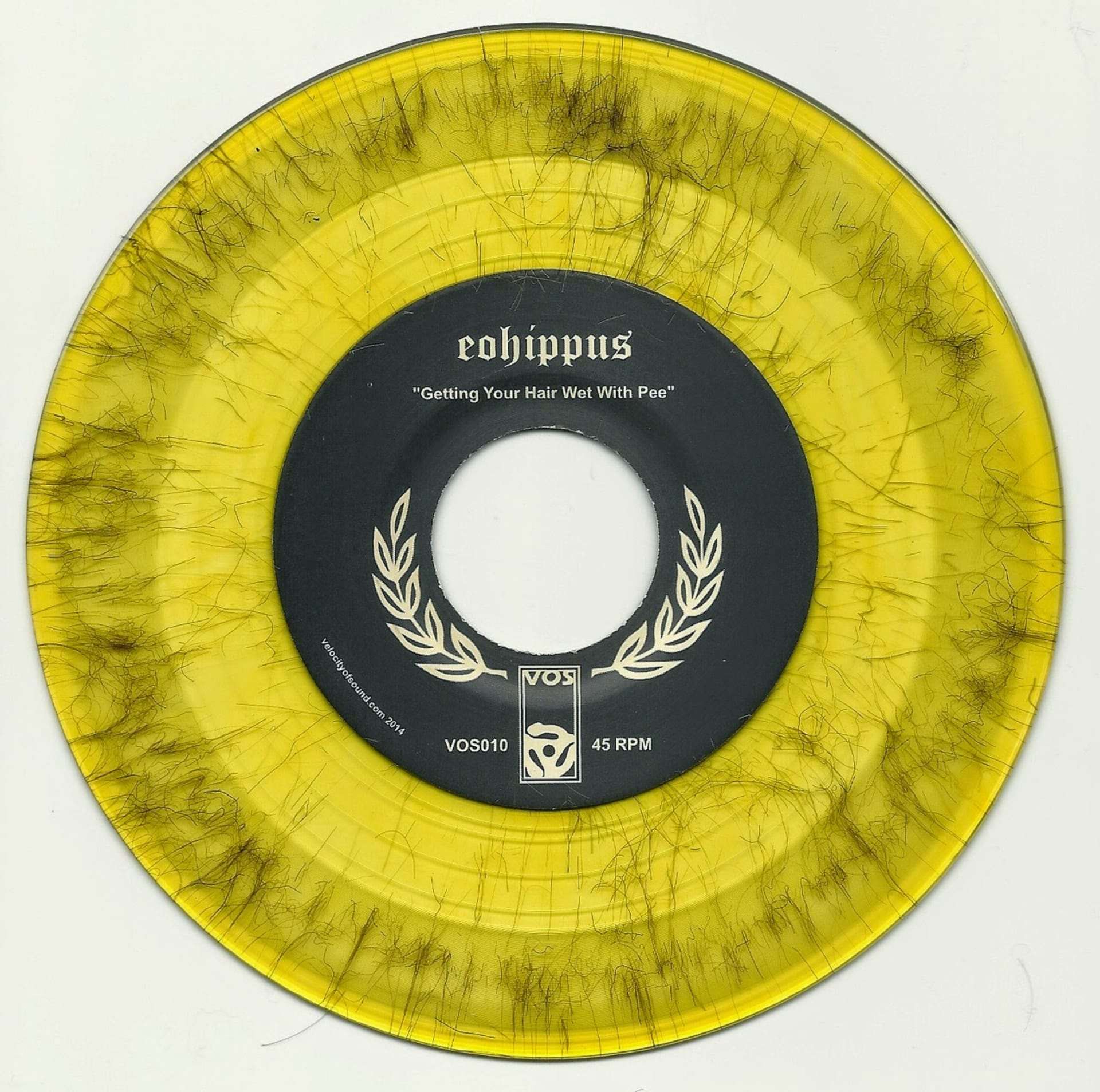 Eohippus – Getting Your Hair Wet With Pee (Velocity Of Sound, 2014)