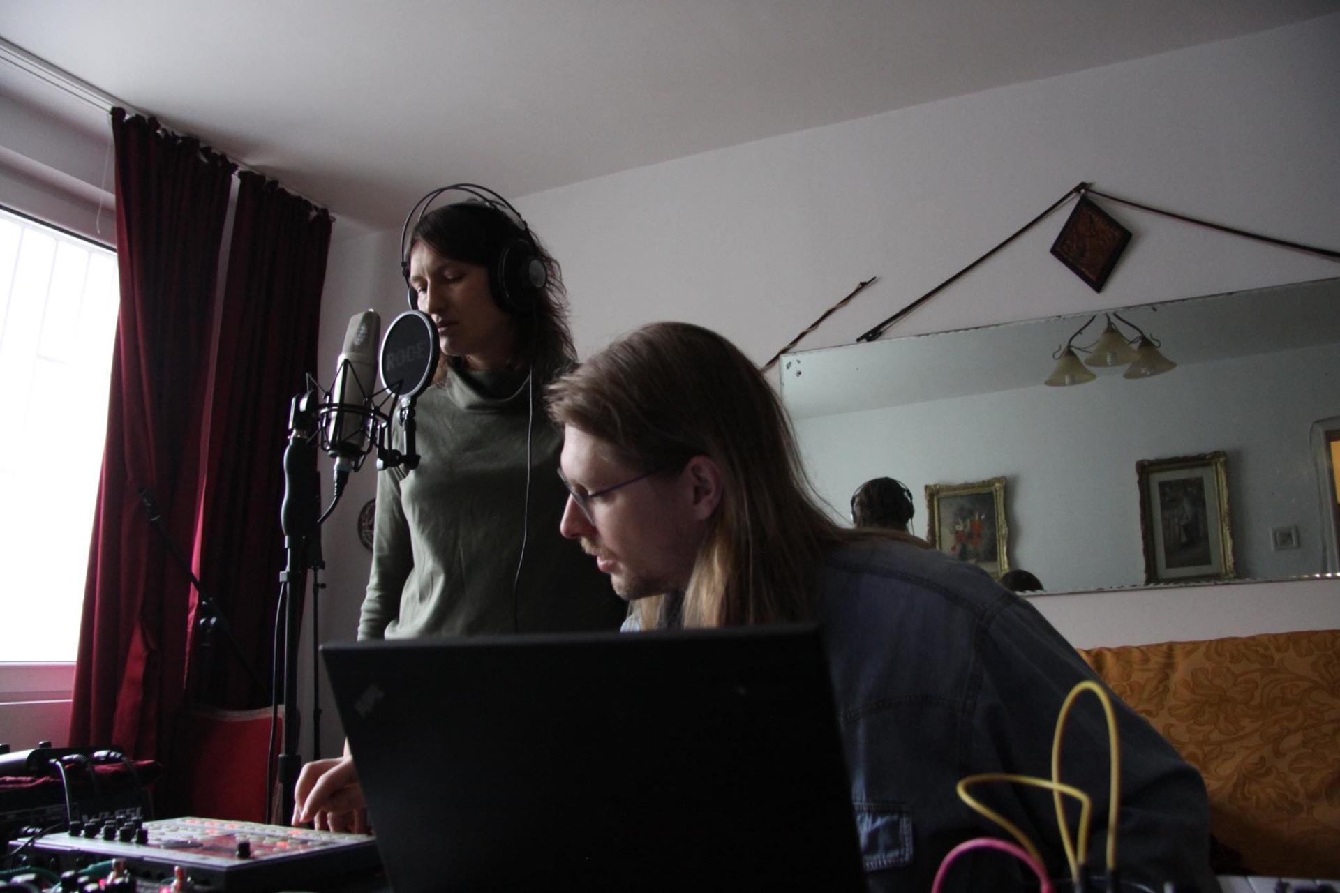 Alexander Arpeggio și Maria Balabaș
