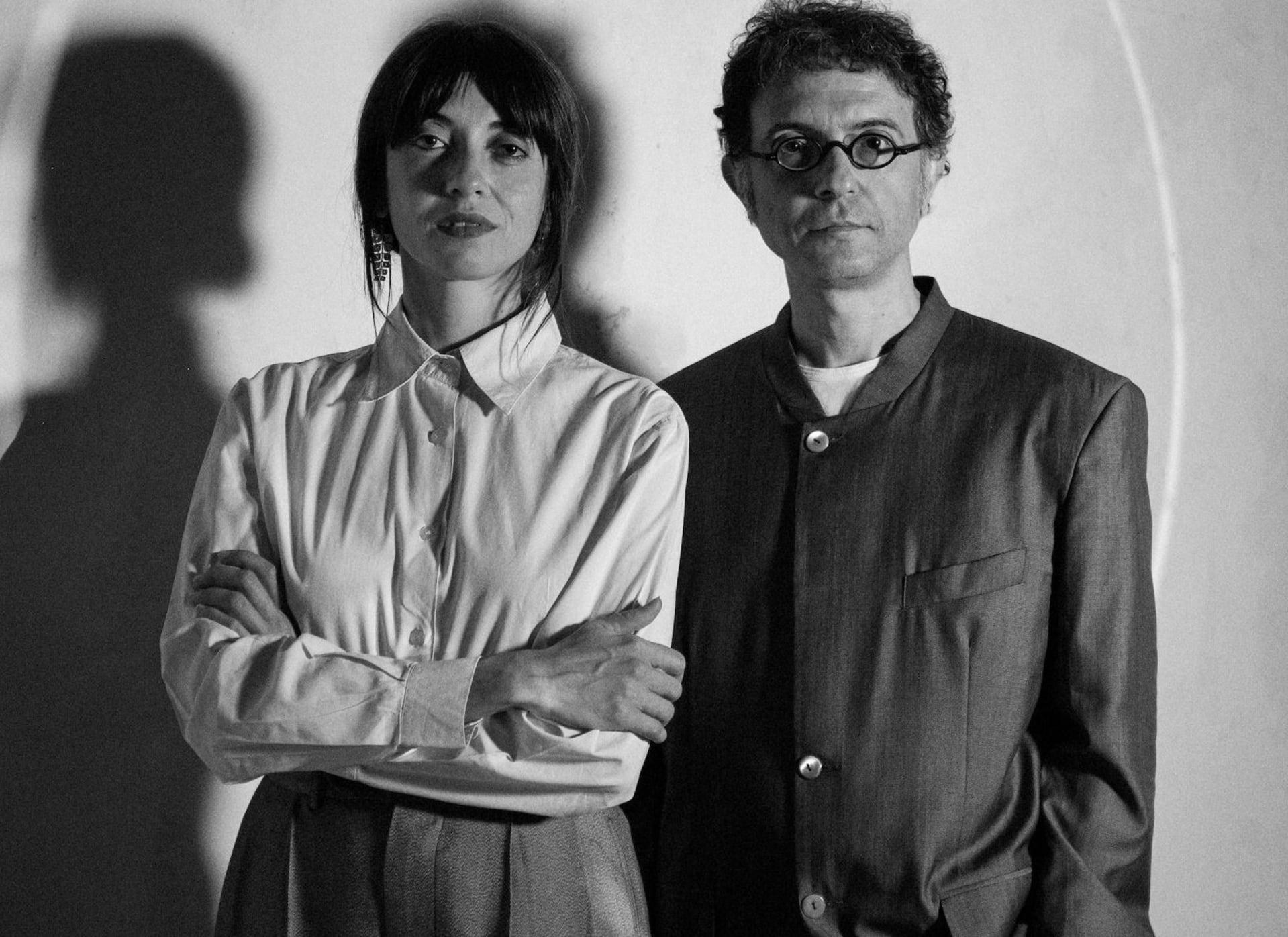 Donato Dozzy și Eva Geist