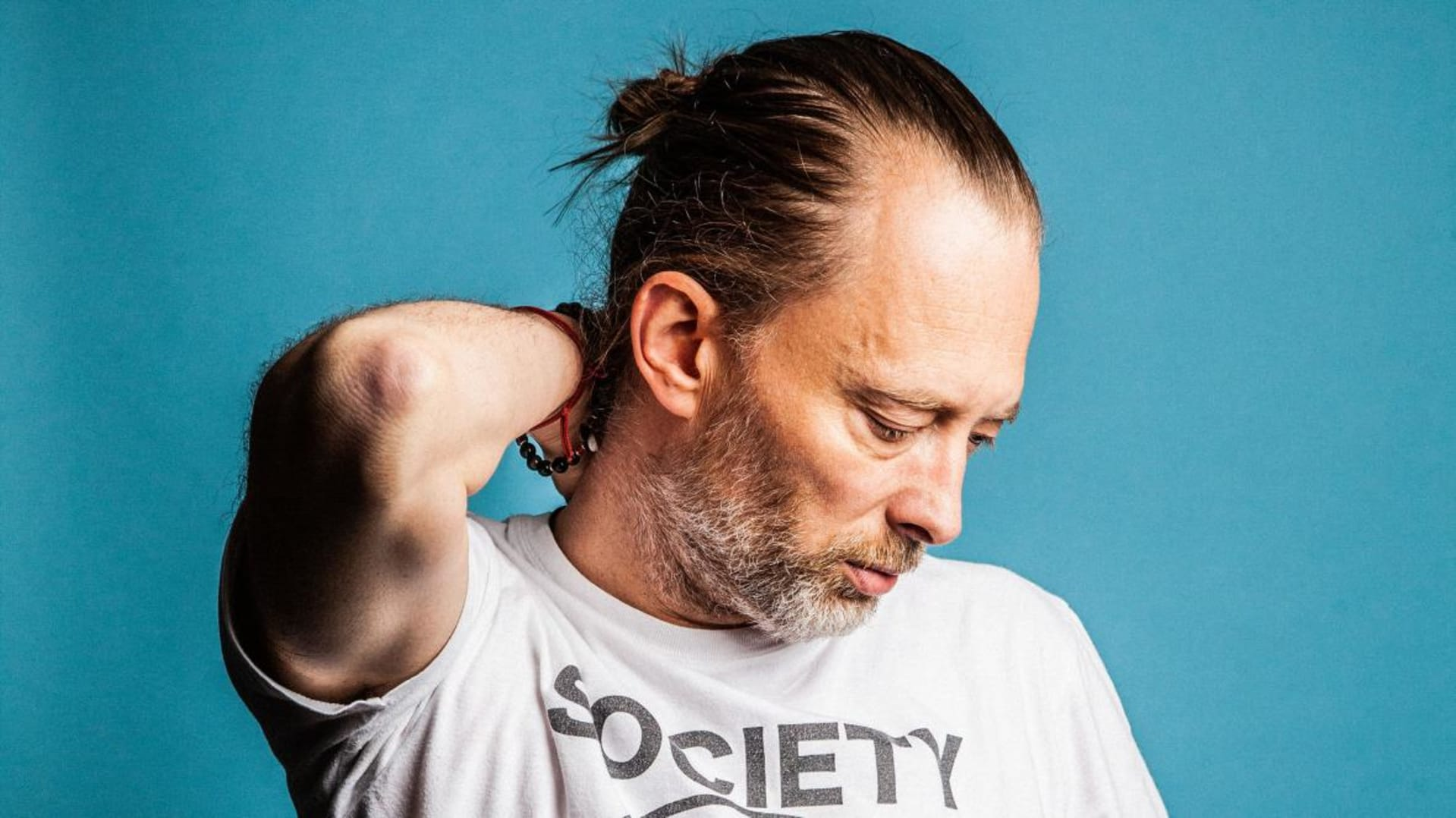 Thom Yorke și Clark
