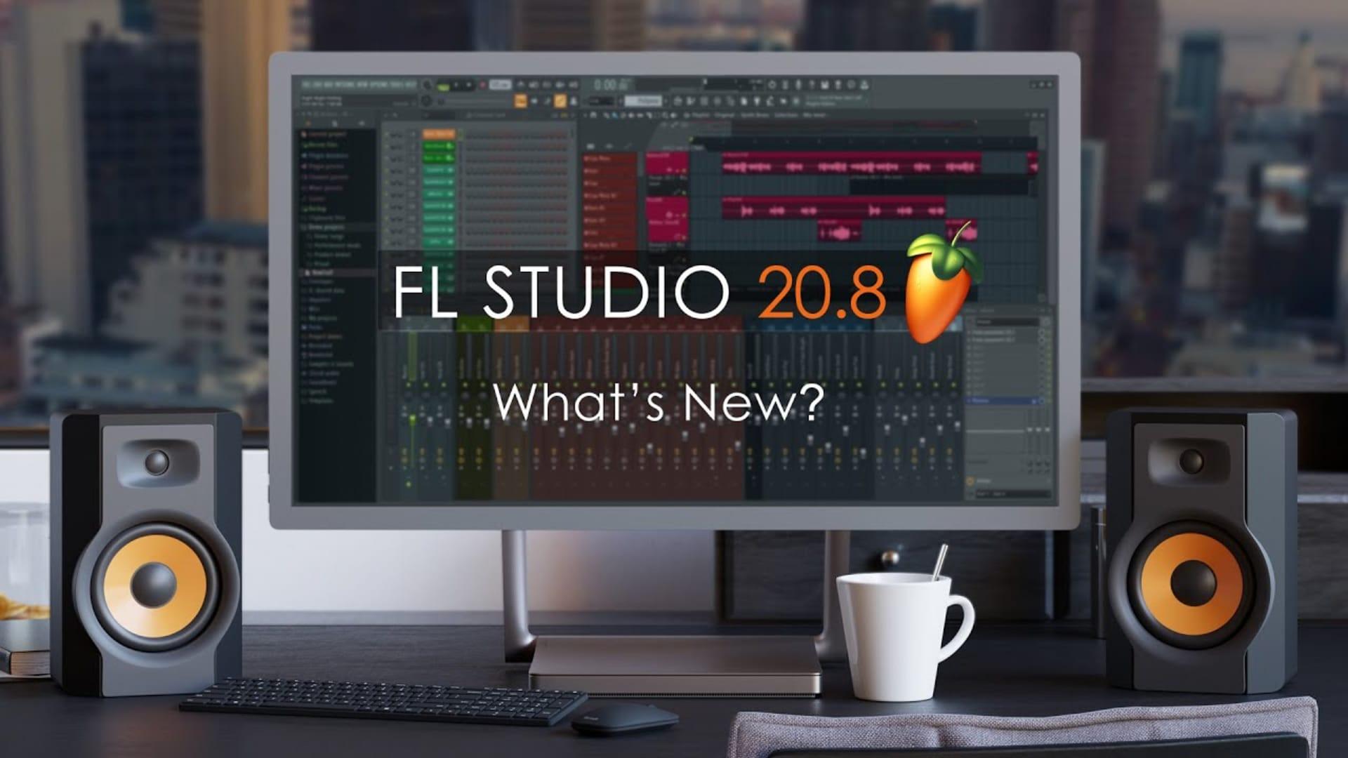 Fruity Loops Studio 20.8
