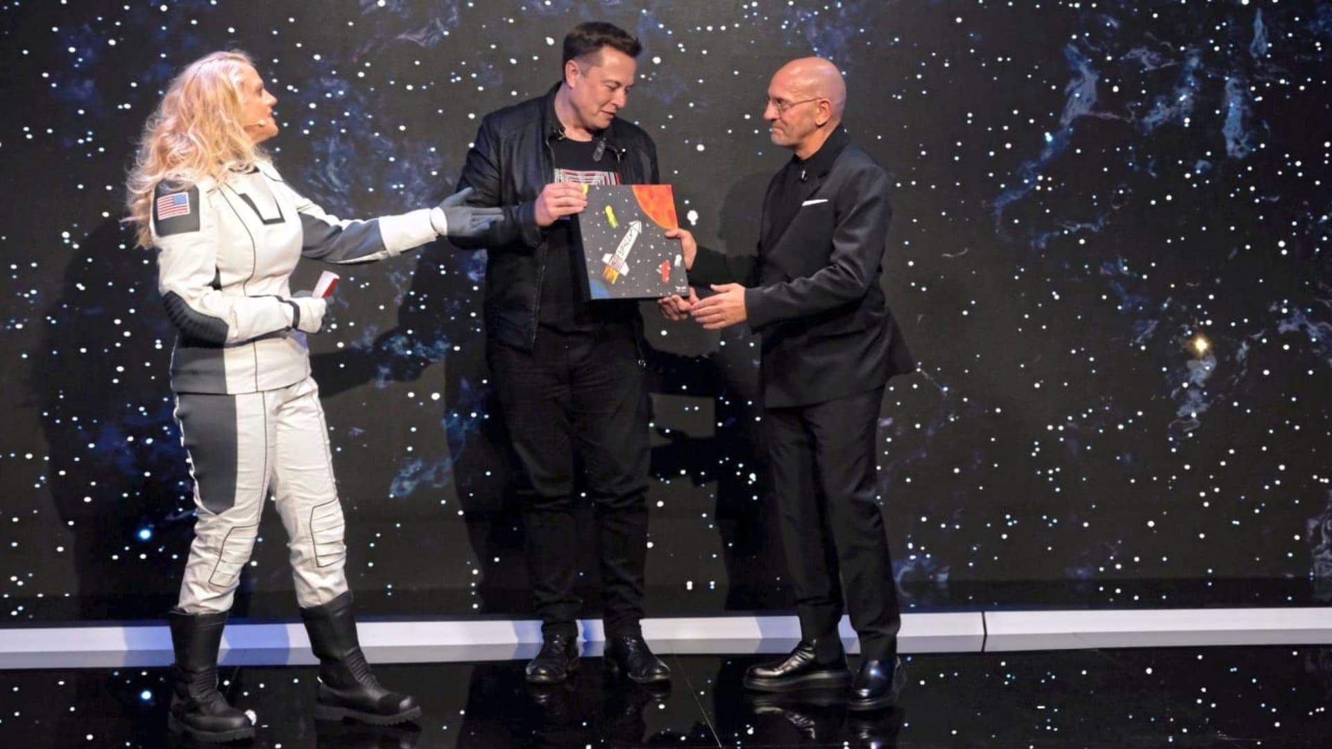 Sven Vath & Elon Musk