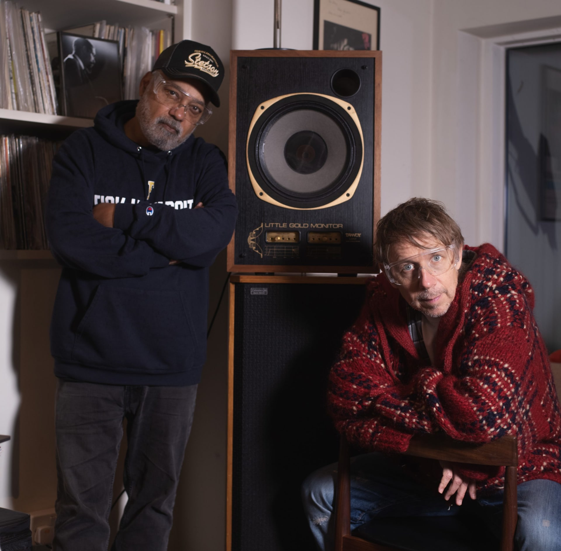 Gilles Peterson & Bluey