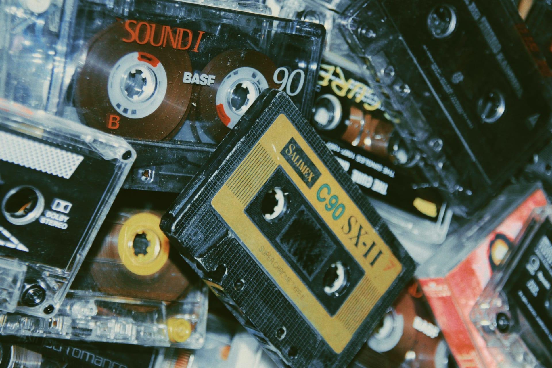 Casetă audio
