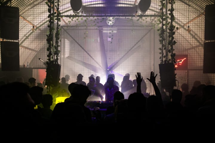 The parties at Amsterdam Dance Event are some of the best in the world.