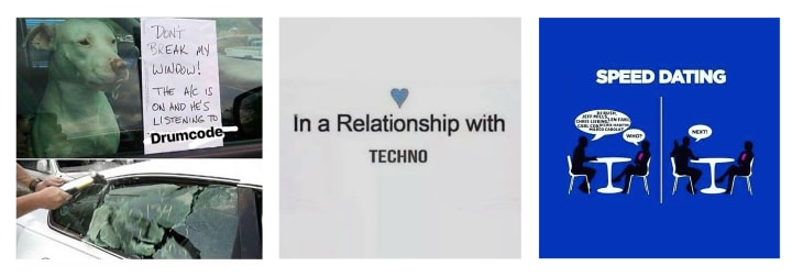 The Worst Techno Memes Article Ever