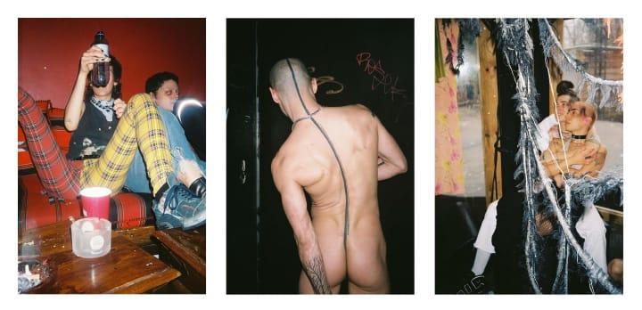 Queer Nightlife In Berlin by Spyros Rennt