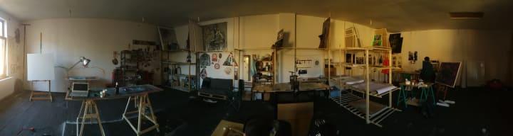 Atelier. Foto: John Dot S