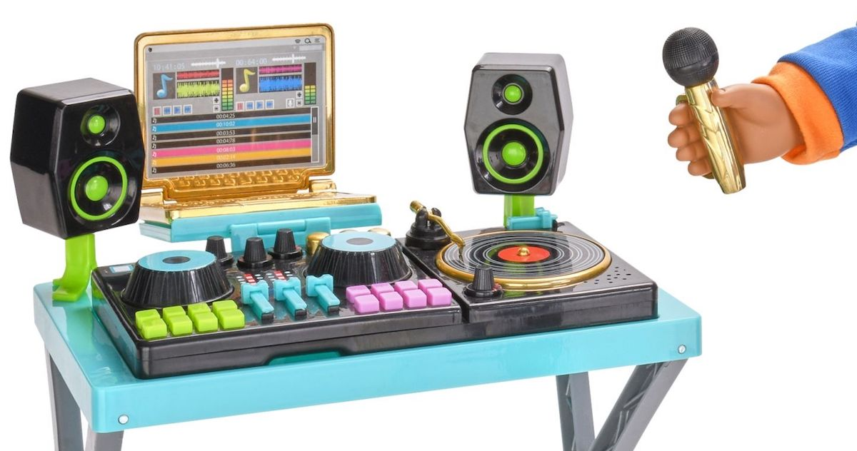 Why Can't Actual DJ Equipment Look As Cool As This Child's ...