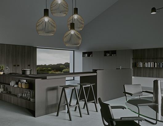 Cocinas Modernas de Diseño en Barcelona