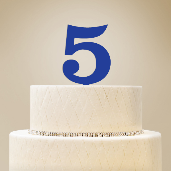 2519011--Personalized Number Cake Topper