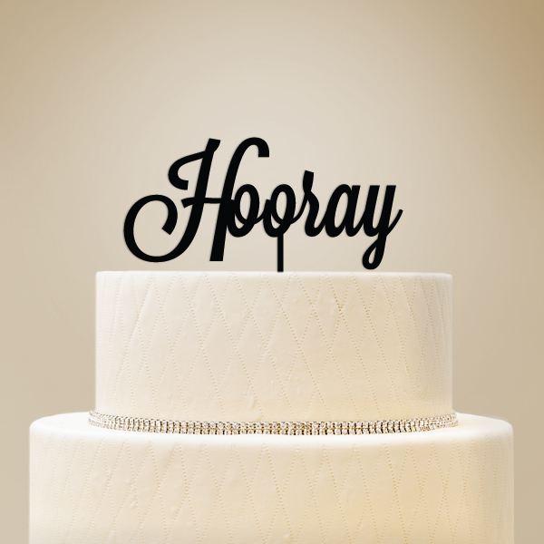 2519016--Personalized Script Text Cake Topper