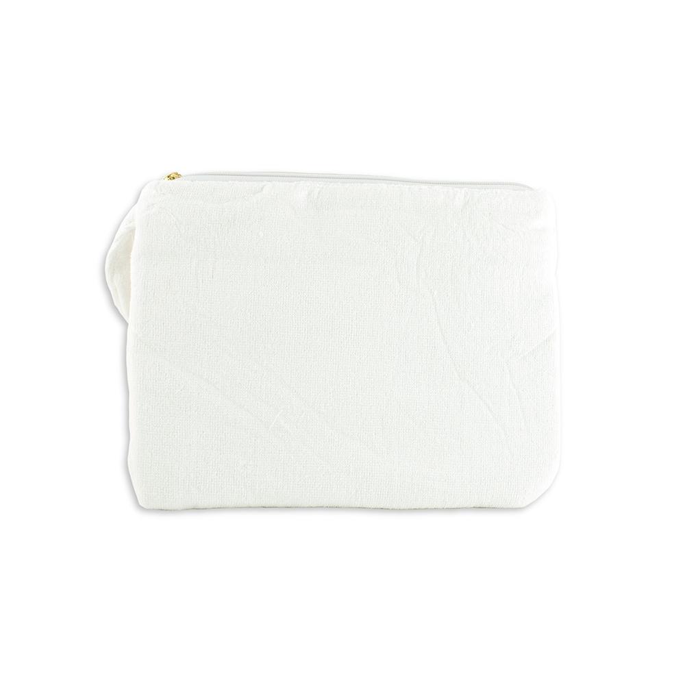 Wet Bikini Bag - White
