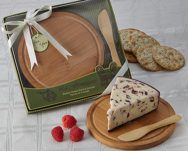 La Fromagerie Cheese Board & Spreader