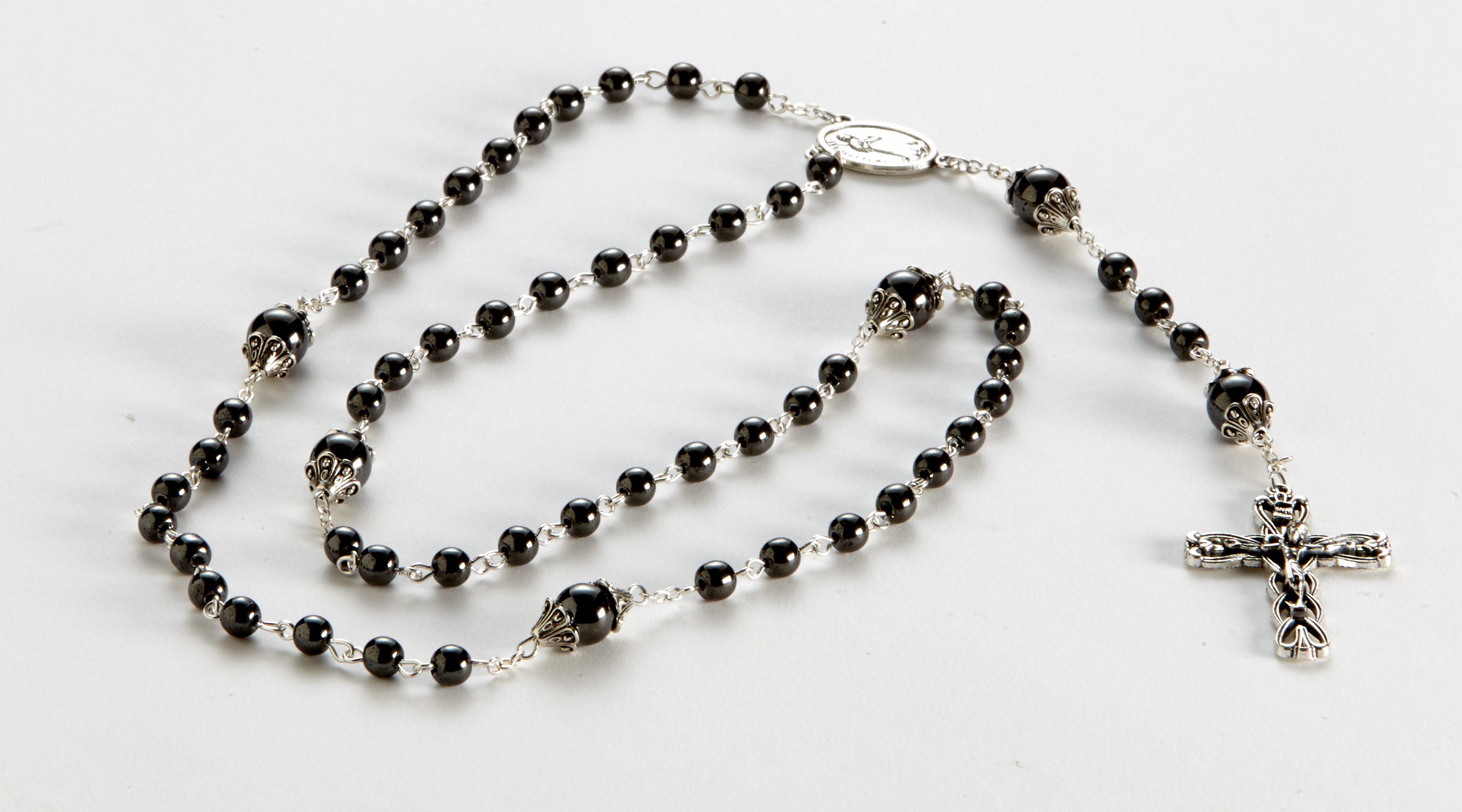 Blessings Rosary Necklace Rosary Beads – Elegant Weddings +