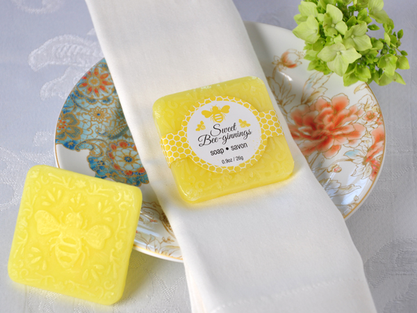 Sweet Bee Ginnings Scented Soap