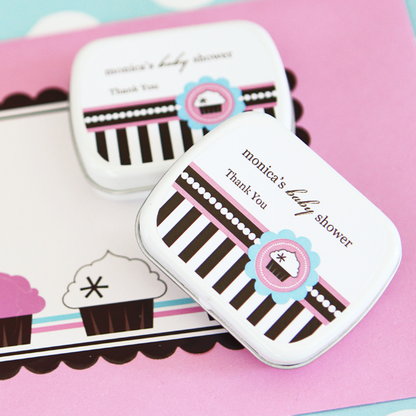 EB1049CK-Personalized Mint Tins Cupcake Party