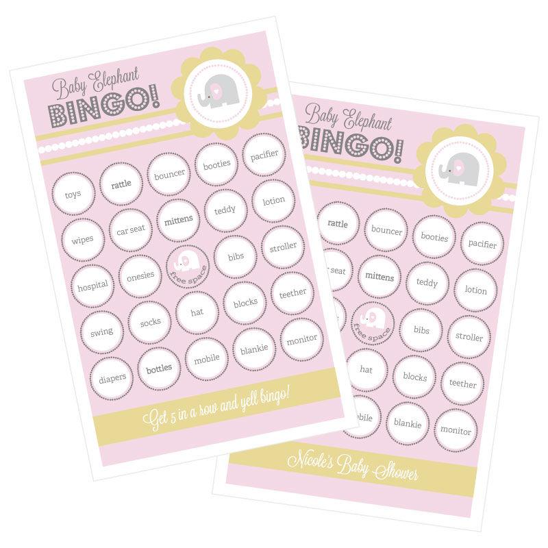 EB3021PEL-Bingo Set Of 16