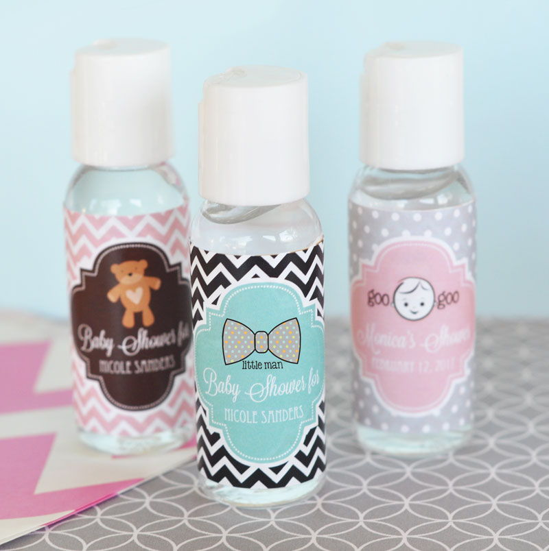 EB4009B-Personalized Baby Shower Hand Sanitizer