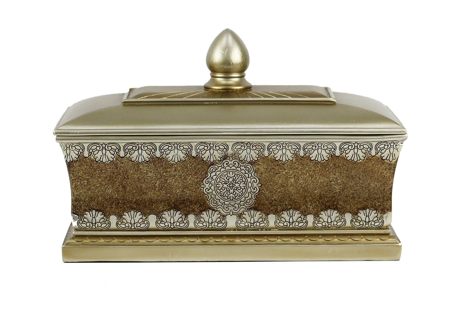 AF20-Angelique Collection Large Jewelry Box