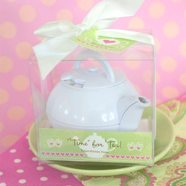 EB1082-Time For Tea Teapot Timer