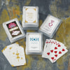 Classic Suits  Rectangular Playing Card Sticker