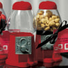 Red Gumball Machine Party Favor