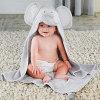 Little Peanut Elephant Hooded Spa Towel--