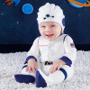 Big Dreamzzz Baby Astronaut 2 Piece Layette Set-Initial or Monogram