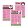 EB3027PM-Baby Shower Games Set Of 10 Pink Monkey