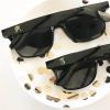 EB3217M-Monogram Black Sunglasses