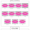 EB3031MDK-Personalized Lip Balm Tubes