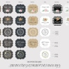 EB3020GDN-Personalized Frame Labels