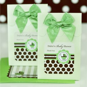EB2126BG-Sweet Shoppe Candy Boxes Baby Set Of 12 Green