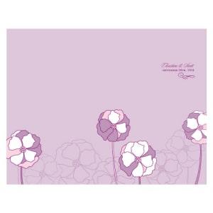 Pinwheel Poppy Program Purple