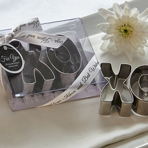 Xo Best Wishes Cookie Cutter Set